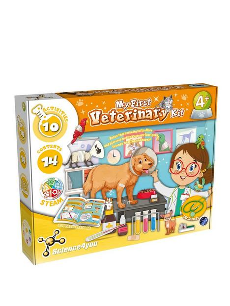 science4you-my-first-veterinary-kit