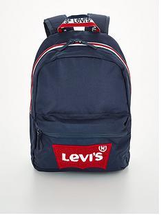 levis-childrensnbspmulti-zip-batwing-backpack-navy