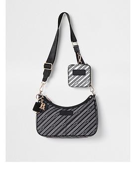 river-island-branded-scoop-crossbody-bag-black