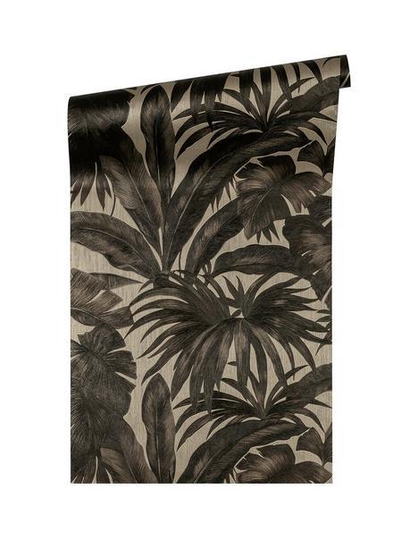 versace-giungla-blackgold-wallpaper