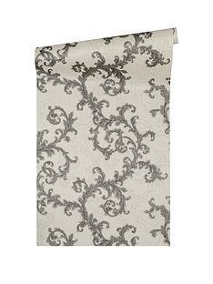 versace-baroque-silver-wallpaper