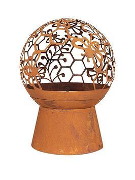 la-hacienda-honey-bee-fire-globe