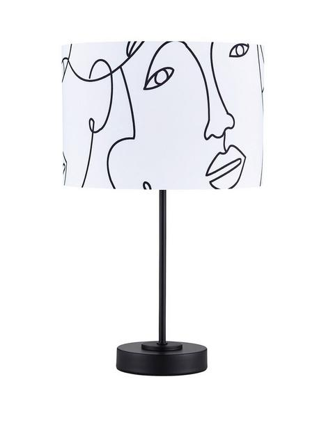 faces-stick-table-lamp