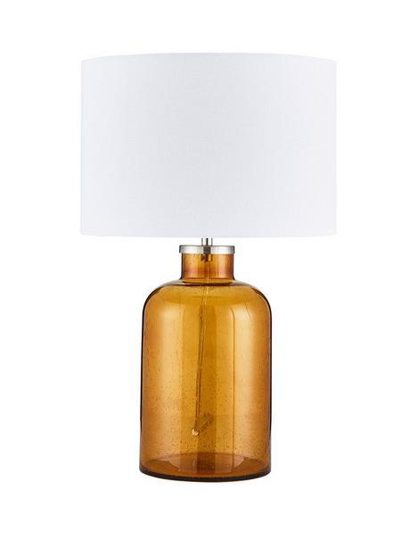 bubble-glass-table-lamp
