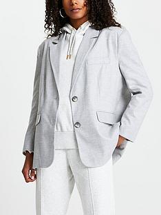 river-island-soft-flannel-jacket-grey
