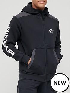 nike-air-contrast-block-full-zip-hoodie-black