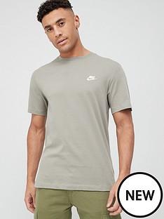 nike-club-t-shirt-khaki