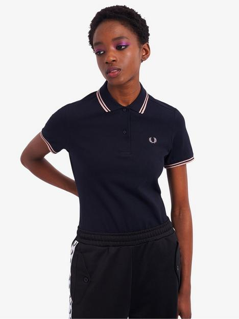fred-perry-pink-tipped-polo