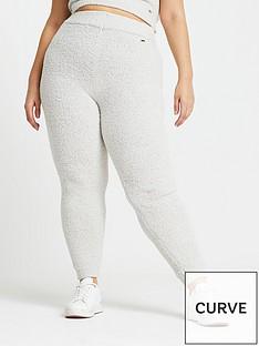 ri-plus-fluffy-jogger-grey