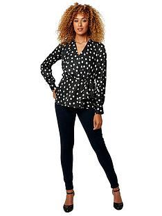 joe-browns-pretty-polka-blouse