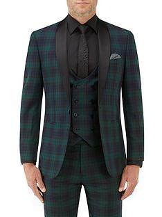 skopes-sanchez-tailored-jacket-green-navy