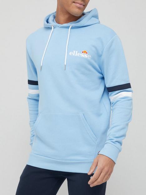 ellesse-toto-overhead-hoodie-light-blue