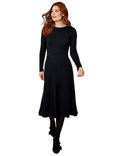 joe-browns-sparkle-knitted-dress