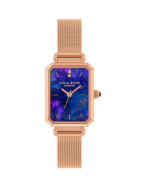 lola-rose-lola-rose-sapphire-diamond-tank-dial-rose-gold-stainless-steel-mesh-strap-ladies-watch