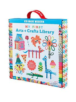 my-first-arts-crafts-library