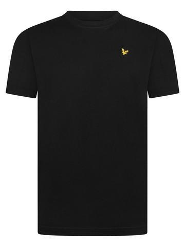 Boys Lyle /& Scott Centre Stripe T-Shirt Kids and Children/'s Sizes
