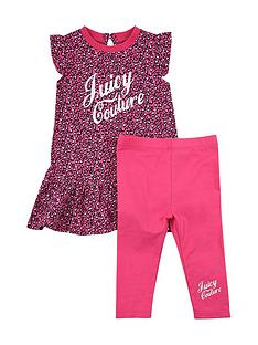 juicy-couture-toddler-girls-leopard-frill-dress-and-legging-set-pink