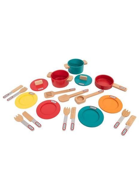 little-tikes-little-tikes-wooden-20-piece-pots-pans-set