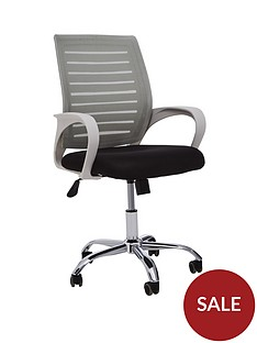 premier-housewares-jameson-office-chair--grey
