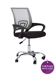 premier-housewares-maurice-office-chair--grey