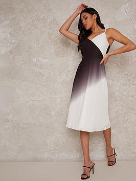 chi-chi-london-almie-dress-monochrome
