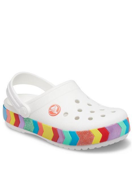 crocs-girlsnbspcrocband-clog-sandals-white