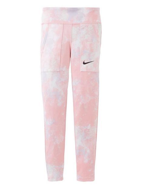 nike-girls-the-one-all-over-print-leggings-pinknbsp