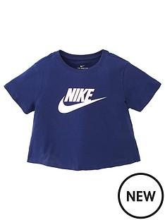 nike-girls-nswnbspcrop-futura-t-shirt-blue