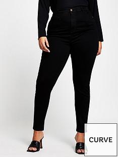 ri-plus-high-waist-skinny-jean-black