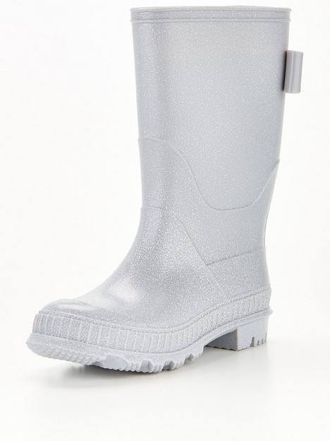 v-by-very-girls-glitter-bow-back-wellies-silver