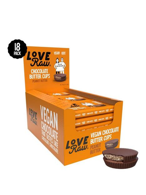 loveraw-vegan-chocolate-butter-cups-peanut-butter