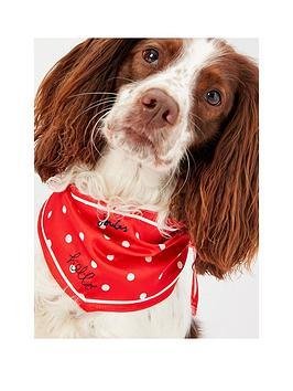 joules-red-hello-polka-dot-neckerchief