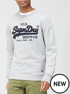 superdry-vintage-label-chenille-crew-neck-sweatshirt-grey-marlnbsp