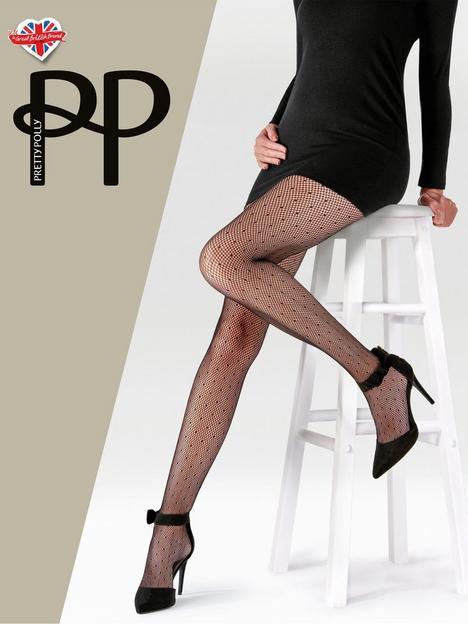 pretty-polly-spot-net-tights
