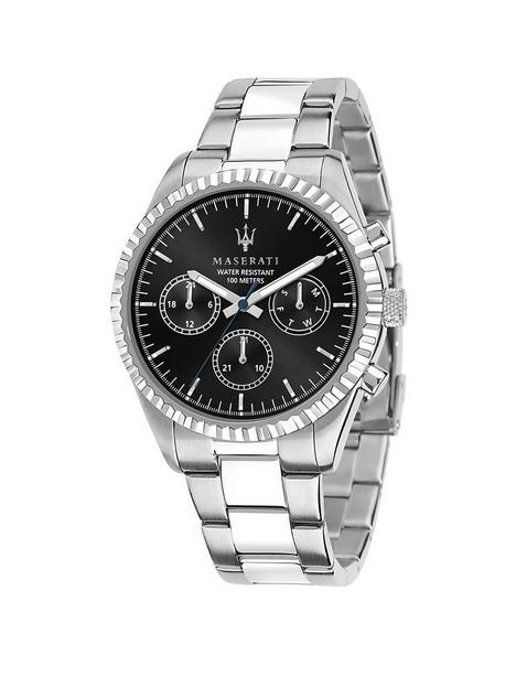 maserati-maserati-competizione-black-sunray-43mm-chronograph-dial-stainless-steel-bracelet-mens-watch