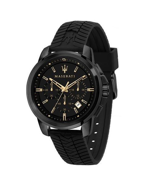 maserati-maserati-successo-black-and-gold-detail-chronograph-44mm-dial-black-track-print-strap-mens-watch