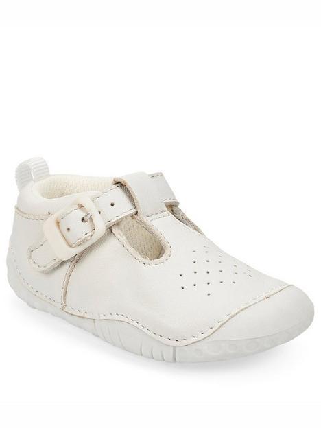 start-rite-baby-jack-shoe-white