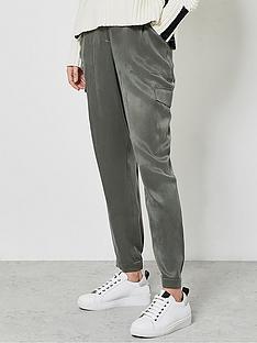 mint-velvet-popper-detail-lux-jogger-khaki