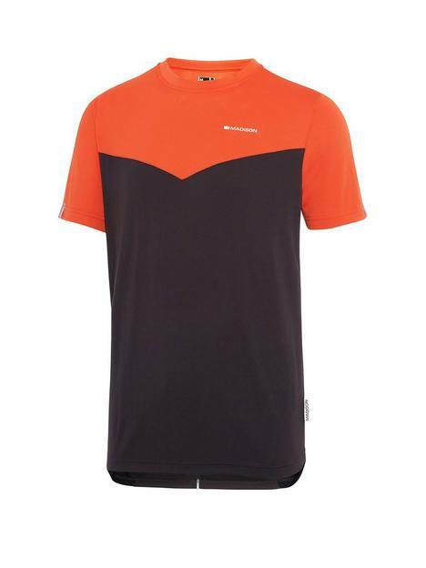 madison-stellar-mens-short-sleeve-cycling-jersey--nbspchilli-redphantom