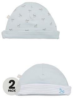 the-little-tailor-baby-boys-2-pack-soft-jersey-hats-blue