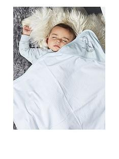 the-little-tailor-baby-boys-reversible-soft-jersey-blanket-blue