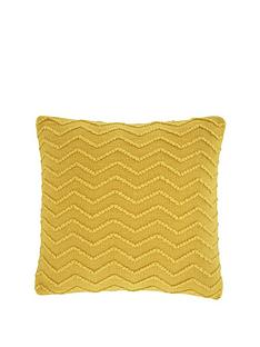 catherine-lansfield-chevron-knit-filled-cushion-43x43