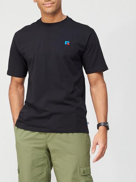 russell-athletic-baseliner-t-shirt-black