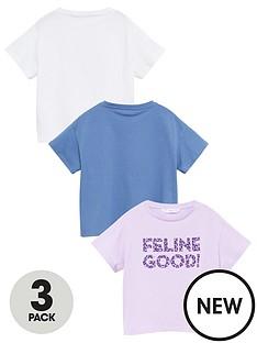 mango-girls-3-pack-printed-short-sleeve-t-shirts-multi