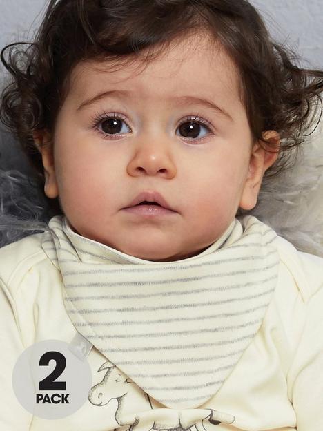 the-little-tailor-unisex-baby-2-pack-soft-jersey-bibs-cream