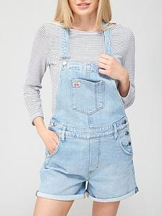 superdry-utility-dungaree-shorts-bluenbsp