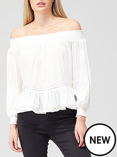 superdry-ameera-off-shoulder-top-whitenbsp