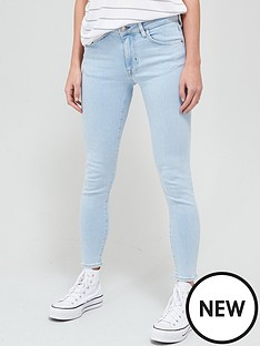 superdry-mid-risenbspskinny-jean-light-blue