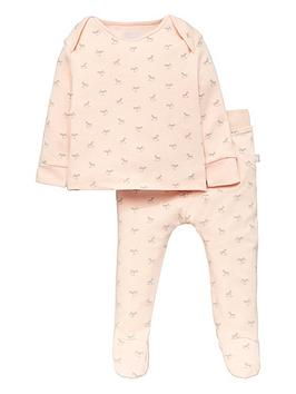 the-little-tailor-baby-girls-super-soft-jersey-top-and-pant-gift-set-pink