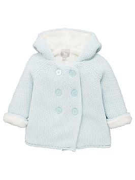 the-little-tailor-baby-boys-pram-coat-plush-lined-blue